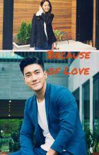Because of Love by ChoiNara94