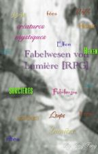 Fabelwesen in Lumière {RPG} by JinyFiny