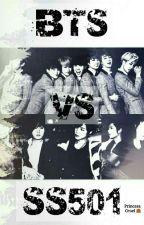 BTS vs SS501 by PrincesaCruel2502