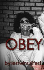 OBEY  by lestwinsislifest