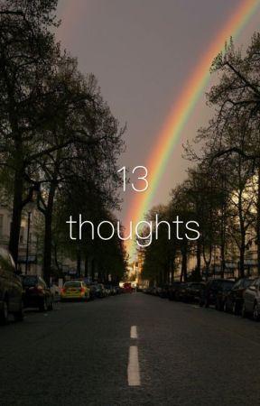 13 thoughts by _gretaaaa