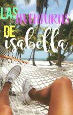 Las Aventuras de Isabella by Monster-Gagaon