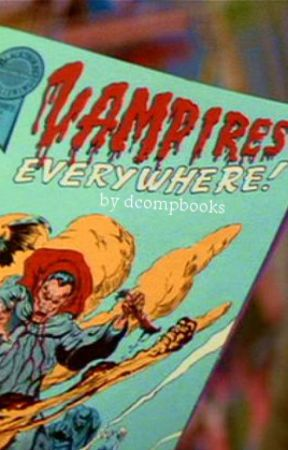 Vampires Everywhere! by dcompbooks