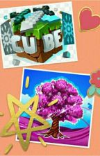 Stupid Cube and Harmony Hallow Stuff by TheCubeAndHHWriter