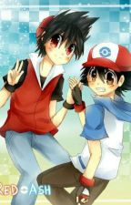 ☆~ Red ♡ Ash ~☆ Yaoi Pokemon ☆ by TheHitoshi