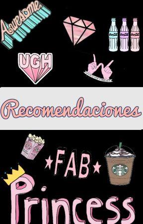 Recomendaciones by cele_risso99