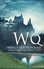 Weekly Question Mag 2nd February 2014 by WeeklyQuestionMag