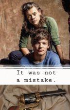 It wasn't a mistake || Larry by LARloveRY69