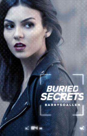 Buried Secrets by barrysoallen