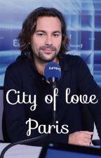 City of love Paris  by OceaneTardis