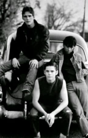 The Outsiders Prefences and Imagines by noteventhegoodtrash