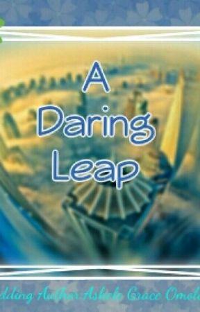 A daring Leap by Harrrehwah