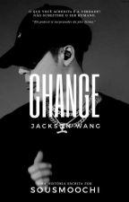 CHANGE | Jackson Wang by kowang_