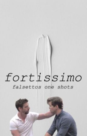 Falsettos One Shots // Marvin x Whizzer by chameleonboii