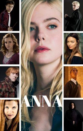 Anna by Writzzarde