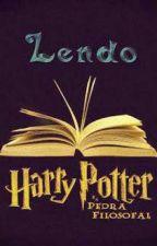 Marotos Lêem Harry Potter e a Pedra Filosofal by GabrielaSouza34