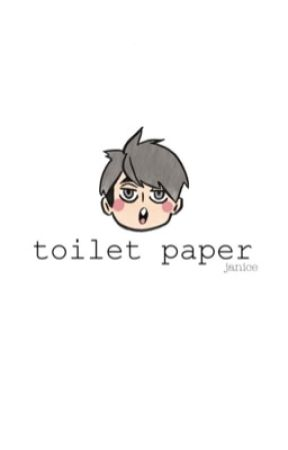toilet paper ↯ jjk by milkystars