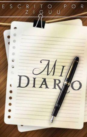 Mi diario by ZiguSRetl