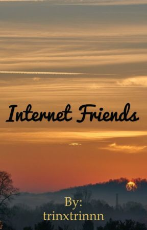 Internet friends  by trinxtrinnn