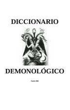DICCIONARIO DEMOLÓGICO  by CuriosidadesDe1