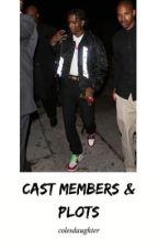Cast Members & Plots by spookygyal