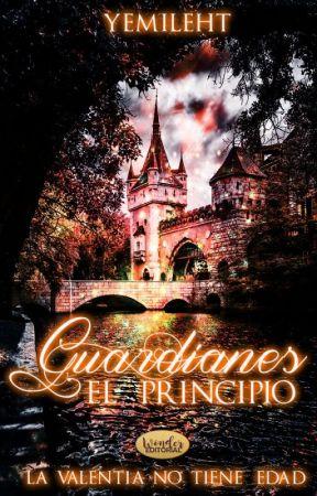 Guardianes:El principio by mayitalou1