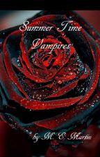 Summer Time Vampires by memarti5