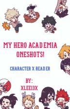 My Hero Academia Characters X Reader Oneshots! by XLee13X