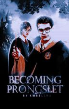 Becoming Prongslet |Harry Potter by kmbell92
