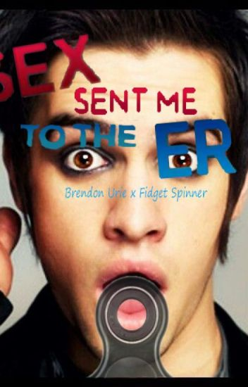 Sent Me To The ER Brendon Urie x Fid Spinner Twenty e
