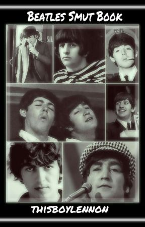 Beatles Smut Book by thisboylennon