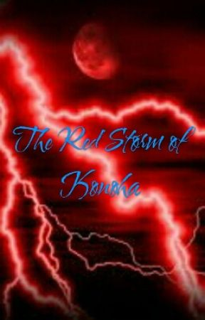 The Red Storm of Konoha by Itachi-Is-Mine