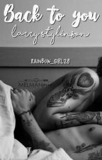 Back To You  LS  M-preg by Rainbow_Girl28