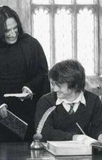 Dieser eine Lehrer (Severus Snape FF)  by maudado_fangirl