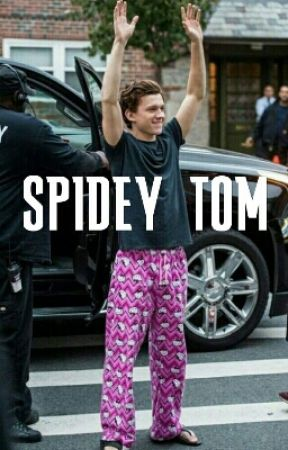 Spidey Tom by madilopez39