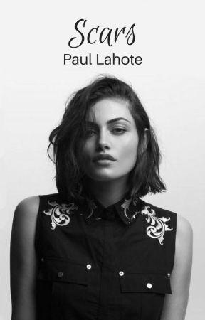 Scars • Paul Lahote by sasha-sashy