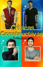 Críticas Constructivas ✨ by TheWapSquad_