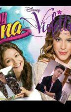 Soy Luna y Violetta:porqué tuviste que volver? by whoislutteo