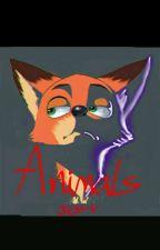Animals {Zootopia} by SmthnStraight_NotMe