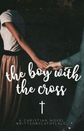 The Boy With The Cross by cathylxlo