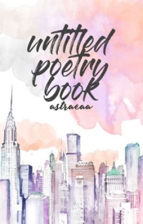 Untitled Poetry Book by astraeaa