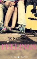 No need for feelings by JennyHrafna