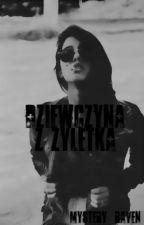 Dziewczyna z żyletką by Mystery_Raven