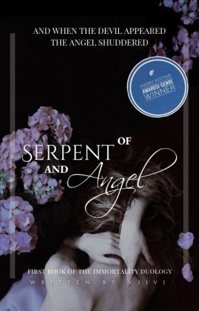 OF SERPENT AND ANGEL   ᵗᵒᵐ ʳᶦᵈᵈˡᵉ [1] by vii-xix