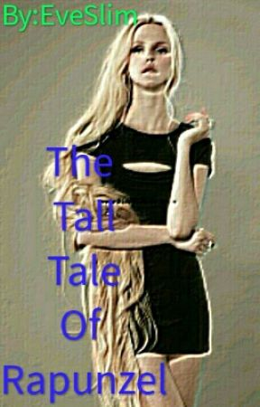 The tall tale of Rapunzel by EveSlim