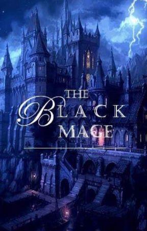 The Black Mage by Aeromonas
