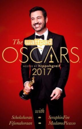 The Wattpad Oscars 2017 *abgeschlossen* by hippohgreif