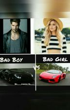 Bad Boy  VS  Bad Girl by Blafa__Salajan