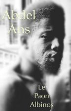 Le Paon Albinos by AbdelAns