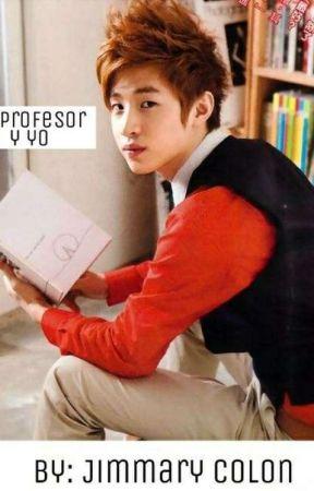 Mi profesor y yo by Moon-Jinhyo